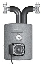 купить Meibes смесительная группа Thermix TH с насосом Wilo Pumpe HU 15/4-2-3