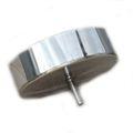 Окапник, лейка, дека из оцинкованной стали; 0,5 мм ф120