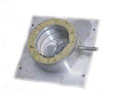 Подставка напольная 0,5мм из нержавеющей стали (AISI 304) ф100