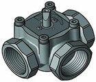 """купить 3-ходовой смесительный клапан Meibes Elomix ЕМ3-20-4 Ду20 (Kvs 4 м. куб./час), подключение 3/4"""" ВР"""
