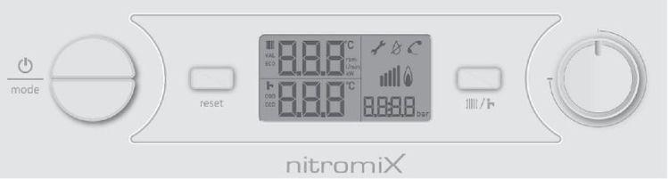 Газовый котел Demrad Nitromix P 35