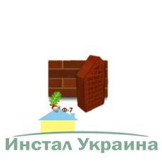 Клинкерный кирпич фасонный Ф7 Керамейя Магма Диабаз