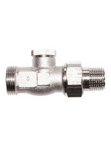 Радиаторный вентиль Herz RL-1 1/2 прямой