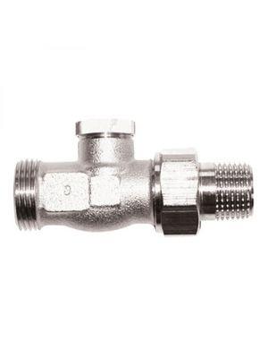 Радиаторный вентиль Herz RL-1 1/2 прямой цены