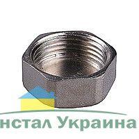 Заглушка 761 ВР 1 1/4 R(хром) Sanha