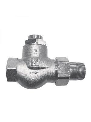 Радиаторный вентиль Herz RL-1-E для однотрубных систем 1/2 цена