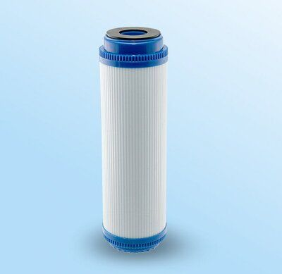 Картридж угольный насыпной Гейзер UDF-10L для колбы BigBlue цена