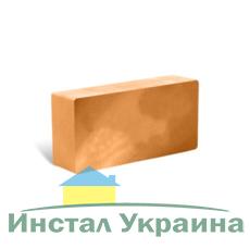 Кирпич Литос стандартный полнотелый терракот