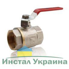 Кран шаровый FADO New PN40 15 1/2'' ВВ Ручка