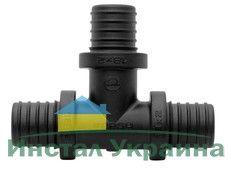 KAN-therm Тройник Push PPSU 18x2,5/18x2,5/18x2,5 (9018.020)