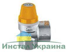 Caleffi Solar мембранный клапан 3/4`x1`x6 бар ВВ
