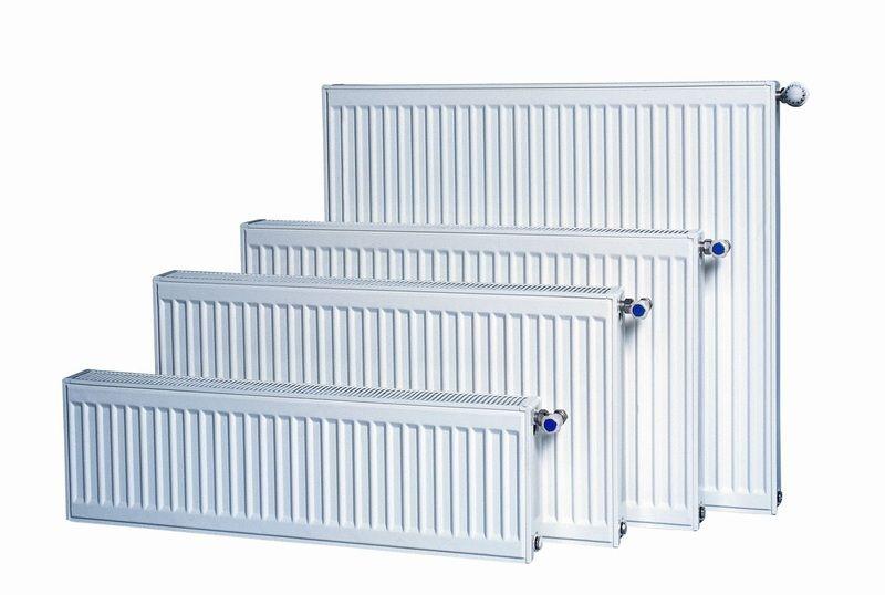 Радиатор Termopan TYPE33 H500 L=700 /боковое подключение