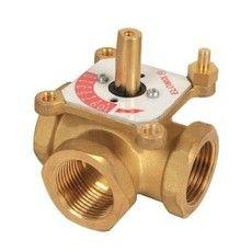 """3-ходовой смесительный клапан Meibes Elomix EM3-40-26 Ду40 (Kvs 26 м. куб./час), подключение 1 1/2"""" ВР"""