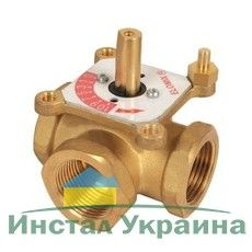 """3-ходовой смесительный клапан Meibes Elomix ЕМ3-50-40 Ду50 (Kvs 40 м. куб./час), подключение 2"""" ВР"""