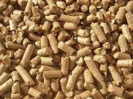 Пеллеты твердых пород дерева 1 тонна цены
