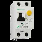 купить Eaton Дифференциальный автоматический выключатель PFL6-25/1N/C/0,03 (286469)