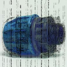 Муфта полиэтиленовая с наружной резьбой DN 25х3/4*