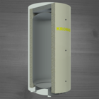 купить Теплоаккумулирующая емкость KRONAS без спирального темлообменника 200 (с теплоизоляцией)