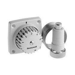 Термостатический элемент Honeywell T100MZ-2512 (настройка 9 ... 26 C), с выносным управлением 5м цены