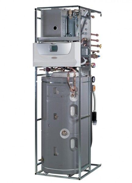 Газовый конденсационный котел Immergas Hercules Solar 26 1 A