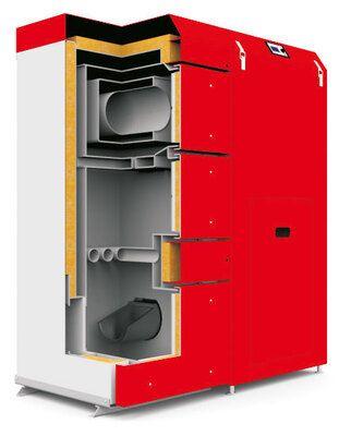 Твердотопливный пеллетный котел Heiztechnik Q Pellet Duo 65 цены