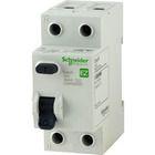 """купить Schneider electric Дифференциальный выключатель напряжения EZ9, 2Р; 0,01А; 25А; ТИП """"АС"""" (EZ9R14225)"""