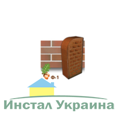Клинкерный кирпич фасонный Ф1 Керамейя Магма Диабаз