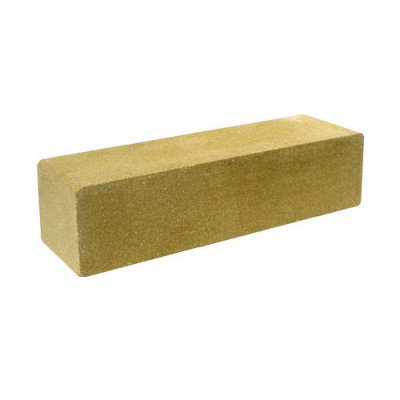 Кирпич Литос узкий полнотелый желтый цены