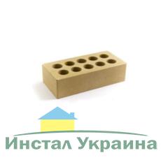 Кирпич Литос стандартный желтый