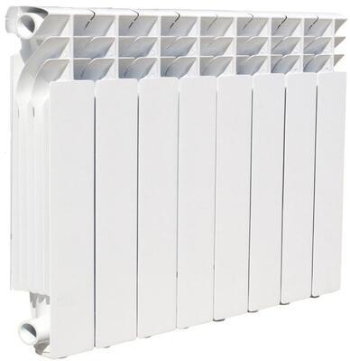 Радиатор алюминиевый SUMMER 500/ 85мм цены