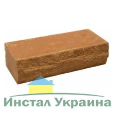 Кирпич Литос стандартный Скала полнотелый красный