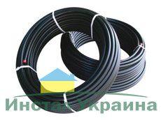 Труба для питьевой воды ПЕ 63х10 атм SDR17 (3.8мм) Valrum