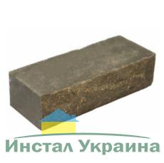 Кирпич Литос стандартный Скала полнотелый серый