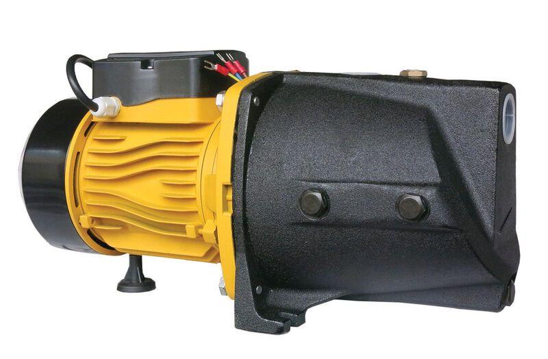 Центробежный насос Optima JET 150(чугун 1.3 квт)