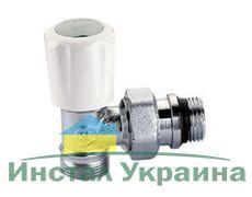 Caleffi Кран-термостат радиаторный М23х1/2` угловой