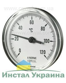 Cewal Термометр Д63 0/60°С 5см фронтальный