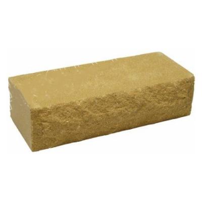 Кирпич Литос стандартный Скала полнотелый желтый
