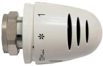 Термостатическая головка Herz Герц Дизайн-мини М 28х15