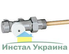 Caleffi Кран радиаторный М23х1/2` угловой