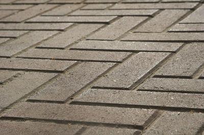 Тротуарная плитка Кирпич Узкий (черный) 210х70 (6 см) цена