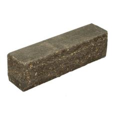 Кирпич Литос узкий скала тычковой полнотелый серый