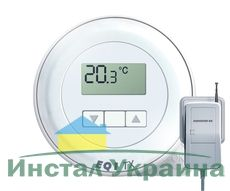 Терморегулятор Беспроводной комнатный Euroster Q1TXRX