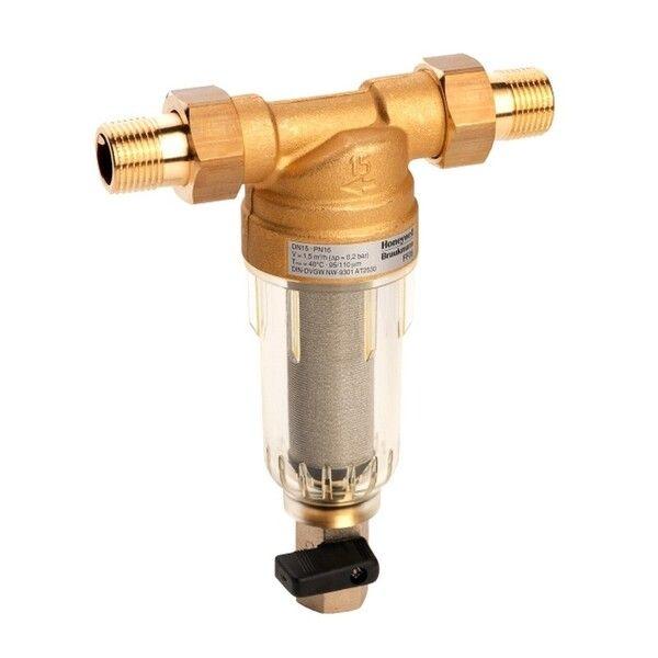 Honeywell промываемый фильтр тонкой очистки серии FF06-1/2AA