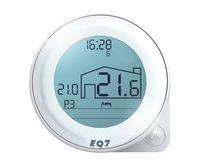 Euroster Q7 Недельн. Программатор с функцией самообучения 5А 5-35°C, ЖК экран, внутр. датчик темп. оздуха, 4 темп. ежима в сутки, на батарейках