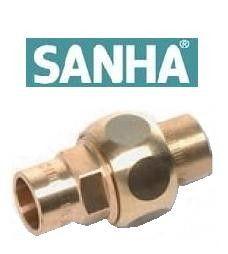 Sanha (латунь) Сборка П-П 4340 15мм