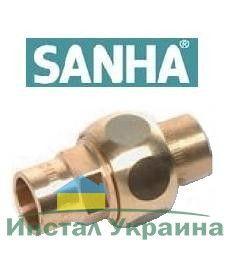 Sanha (латунь) Сборка П-П 4340 10мм