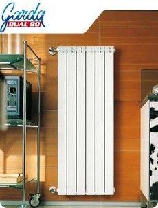 Радиатор алюминиевый Global Gardo Dual 1600x80