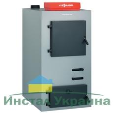 Твердотопливный пиролизный котел Viessmann Vitoligno 100-S 25 кВт (VL1A024)