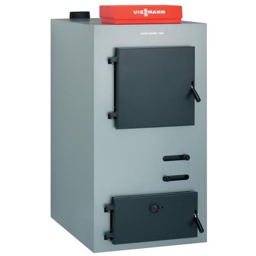 Пиролизный котел Viessmann Vitoligno 100-S 40 кВт (VL1A026)