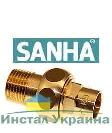 Sanha (латунь) Сборка П-НР 4341g 10*3/8